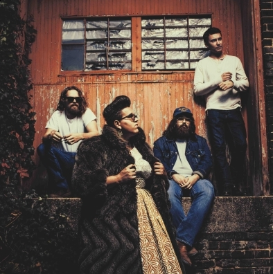 VIDEO: ALABAMA SHAKES -  LOLLAPALOOZA 2015